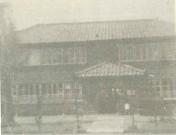 戦災後の園舎